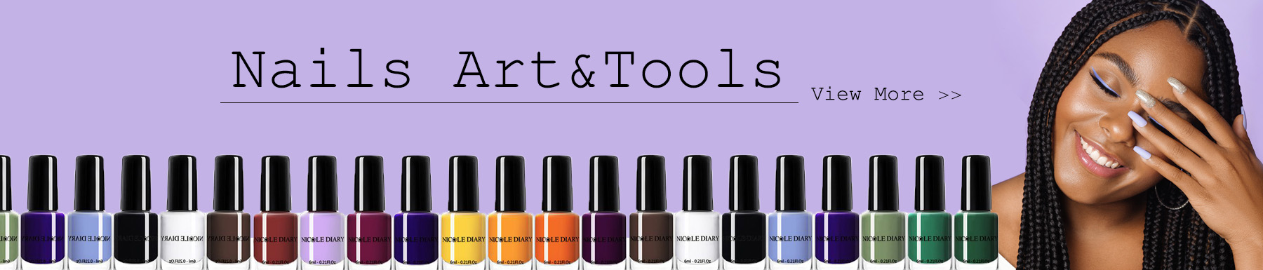Wholesale Nails Art&Tools