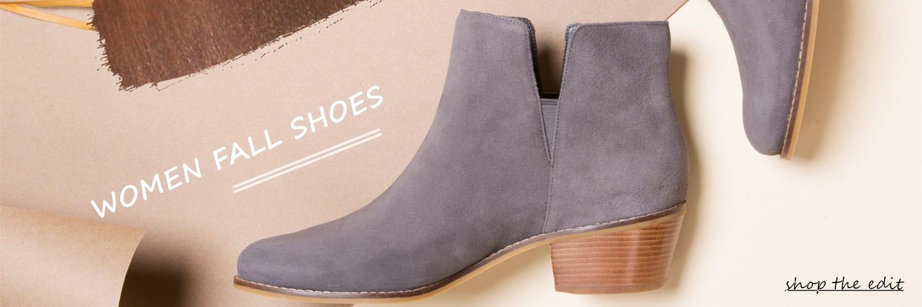 Wholesale Women Autumn Shoes