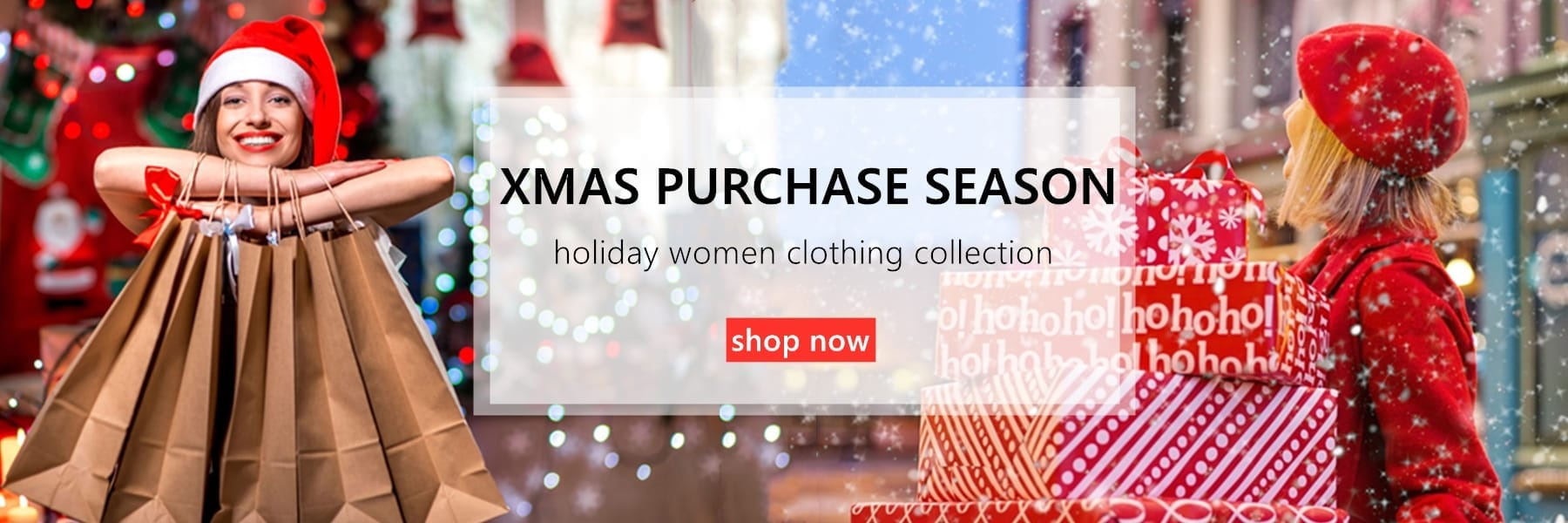 Wholesale Women Christmas Apparel