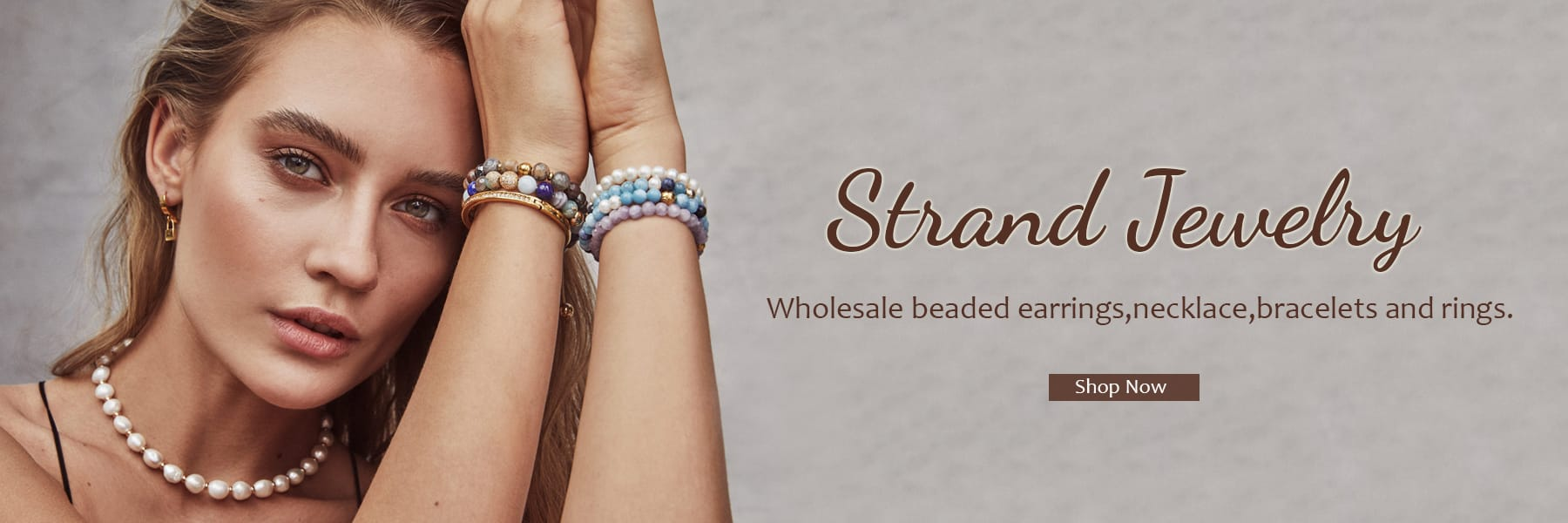 Wholesale Strand Jewelry