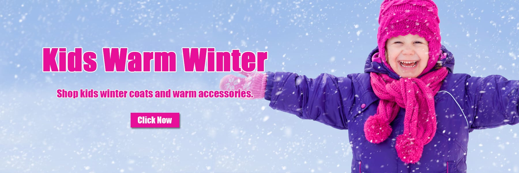 Wholesale Kids Warm Coats