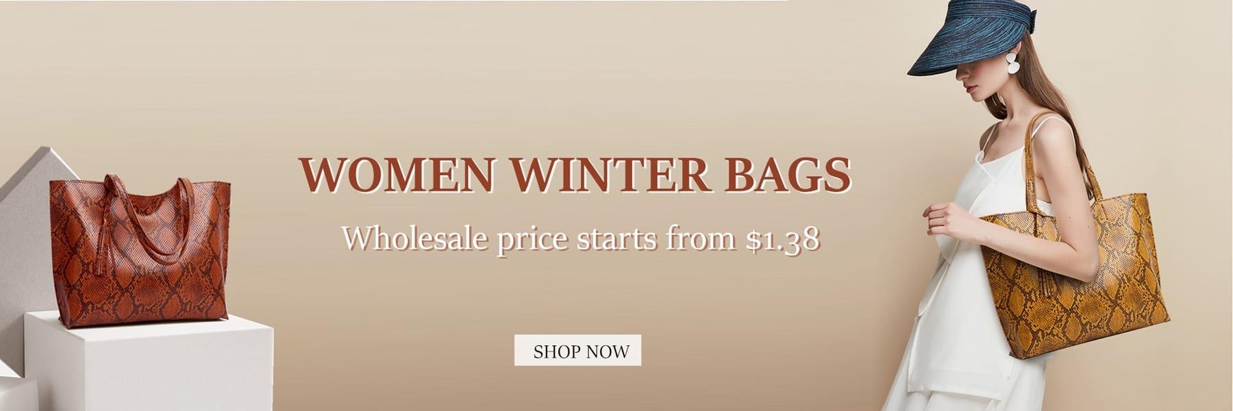 Wholesale Women Winter Bags