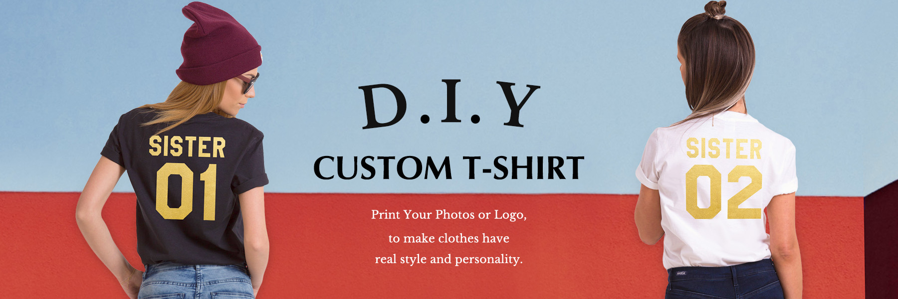 Custom Women T-shirts