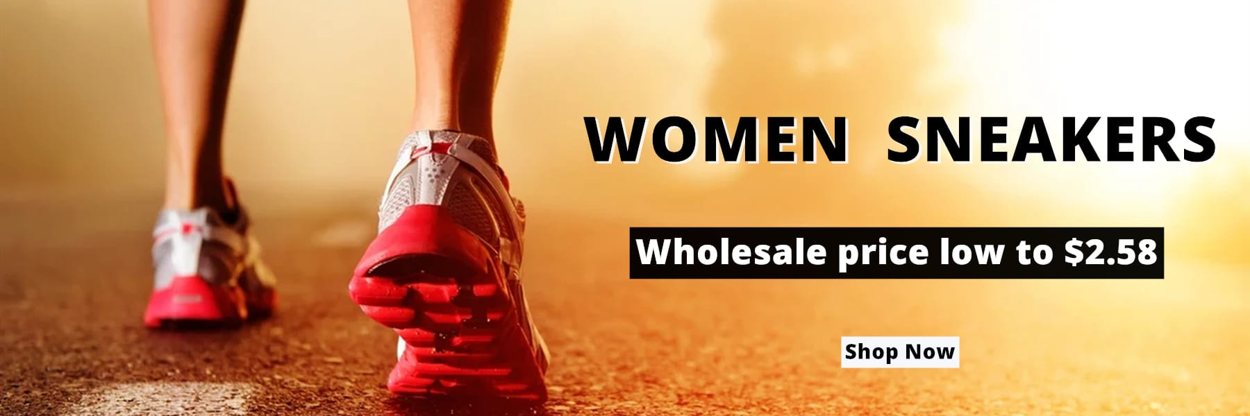 Wholesale Women Casual Sneakers