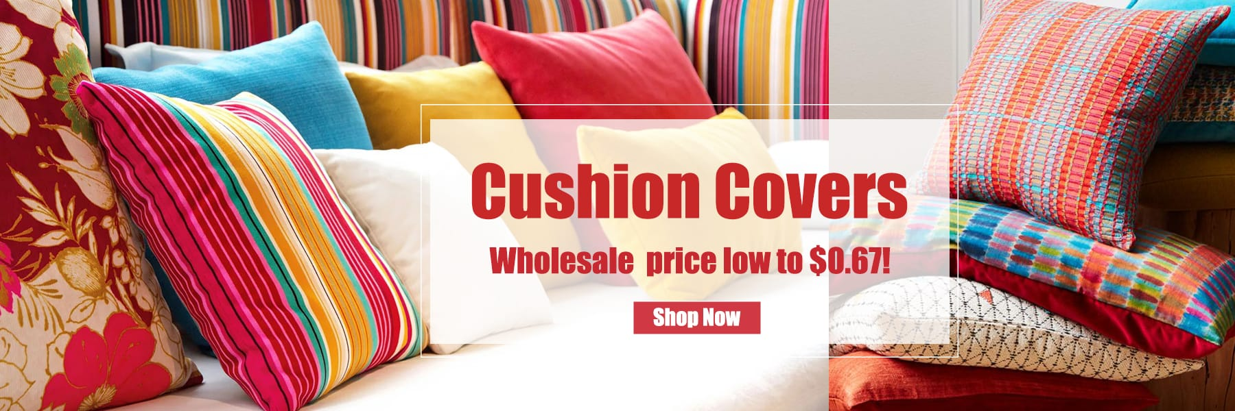 Wholesale Cushion Covers