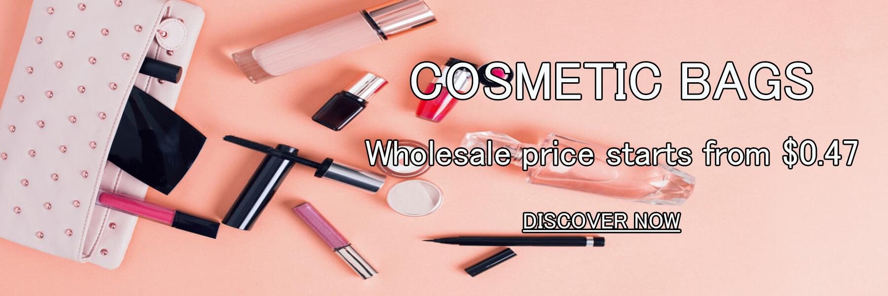 Wholesale Women Cosmetic Bags
