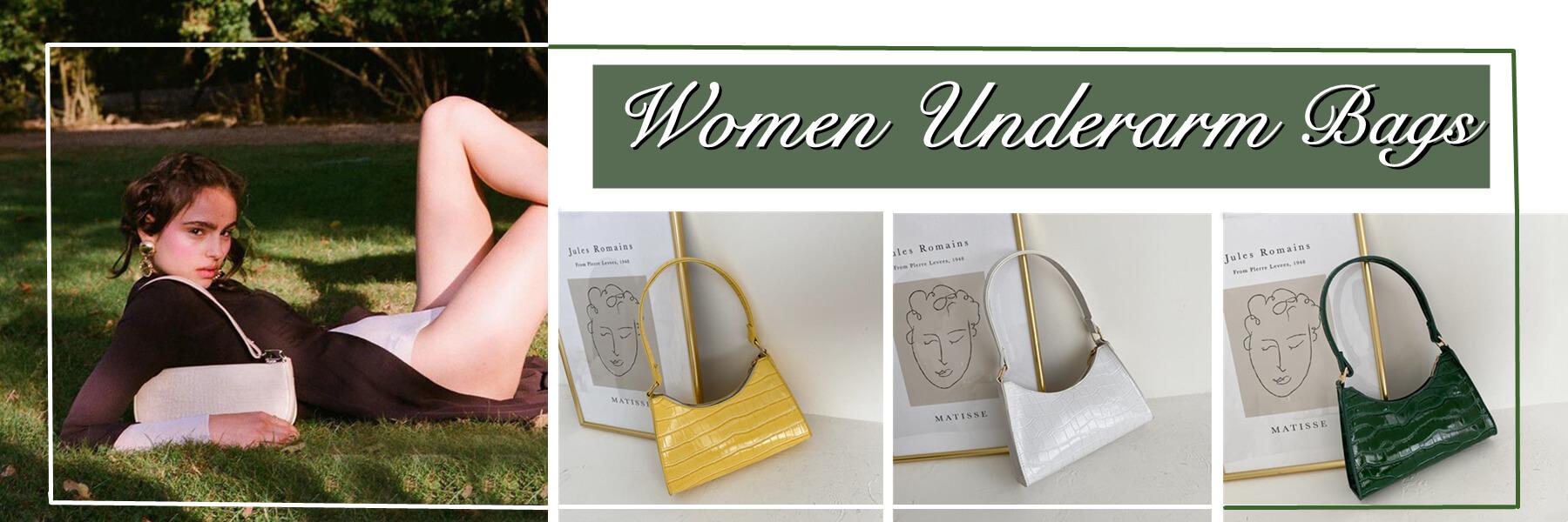 Wholesale Women Underarm bags