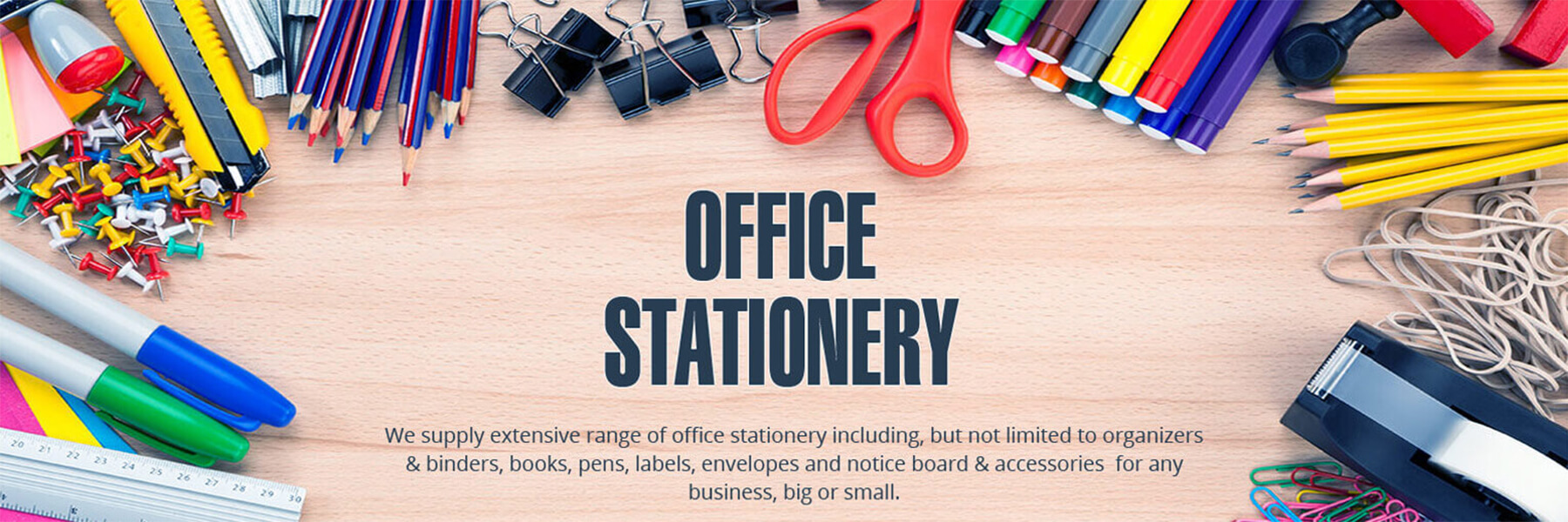 Wholesale Stationery Products