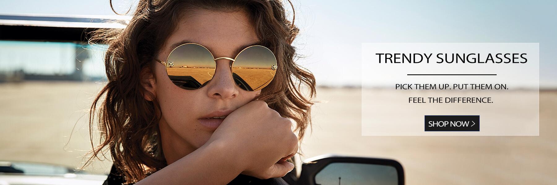 Wholesale Trendy Sunglasses