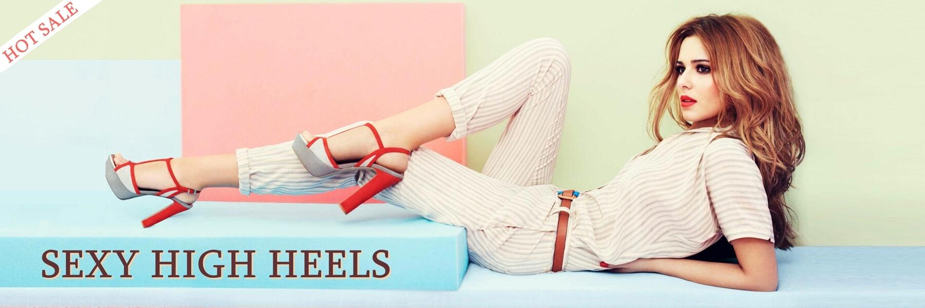 Wholesale Women High Heels