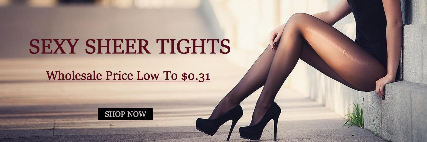Wholesale Women Sheer Tights