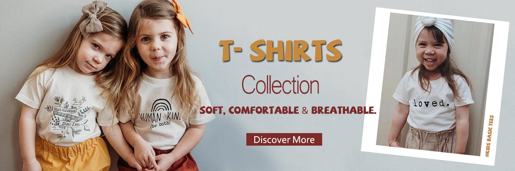 Wholesale Kids T-shirt