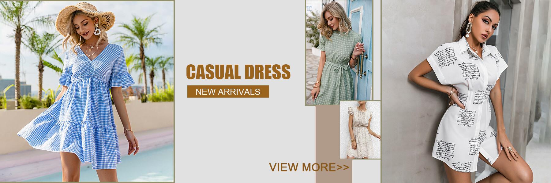 Wholesale Women Casual Dresses