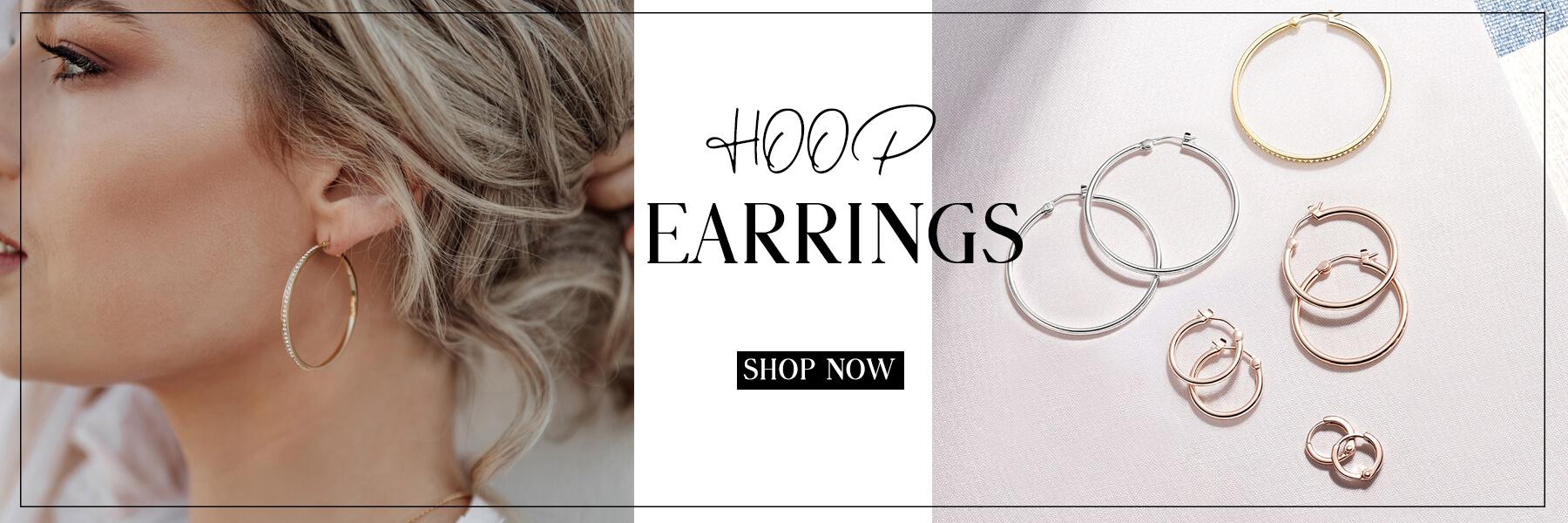 Wholesale Hoop Earrings