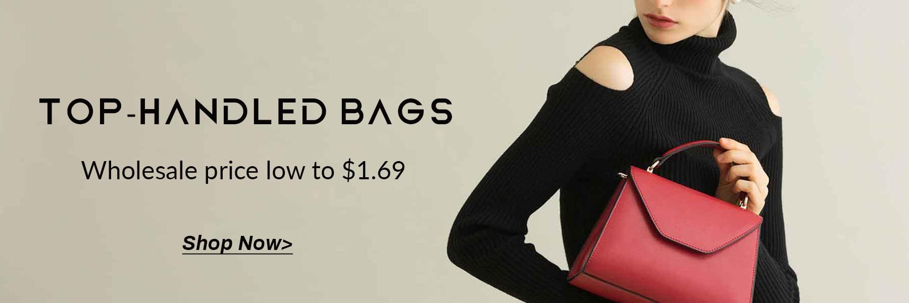 Wholesale Top-Handle Bags