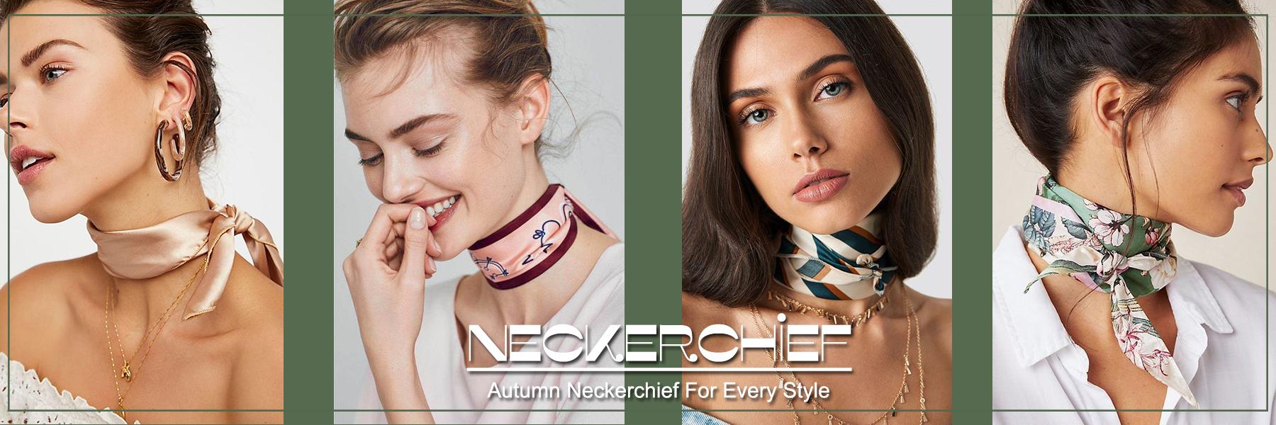 Wholesale Skinny Neckerchief