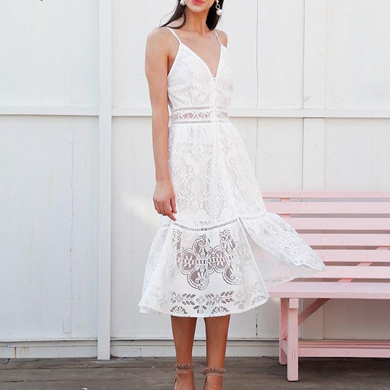 Elegant Woman Slim High Waist Strapless BRA Long Dress
