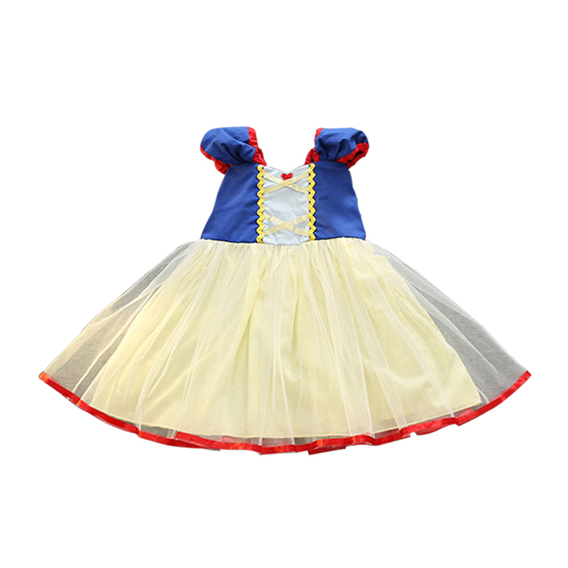 Wholesale Hot Selling Lovely Comfortable Soft Tulle Cute Cosplay Party DRESS Kids Design Princess Dr