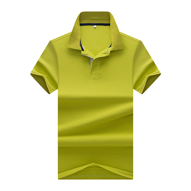 Wholesale High quality Solid Color Jersey Polo NEW Style Men T-Shirts Slim Fit Casual Shirts For Men