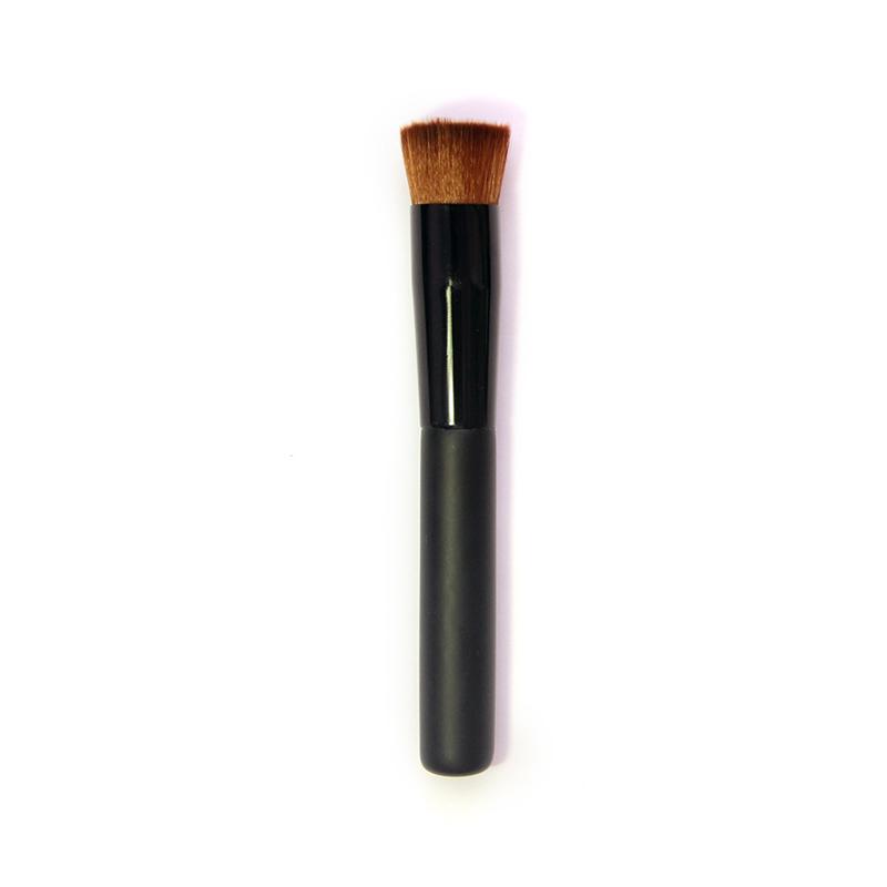 New Design Women Necessity Nylon Wood COSMETIC Tool Brush