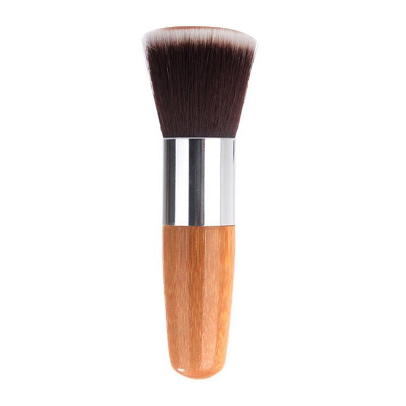 Hot-selling Women Necessity Nylon Bamboo COSMETIC Tool Brush
