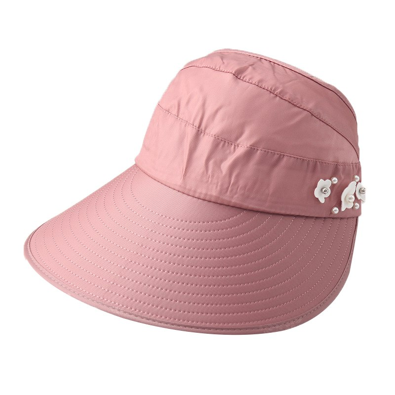 Summer Fashion Woman Rural Wide Beach SUNSCREEN Visors Cap