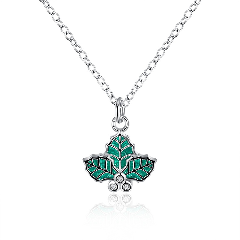 Fashion Christmas Theme JEWELRY Christmas Decoration Chain Necklace