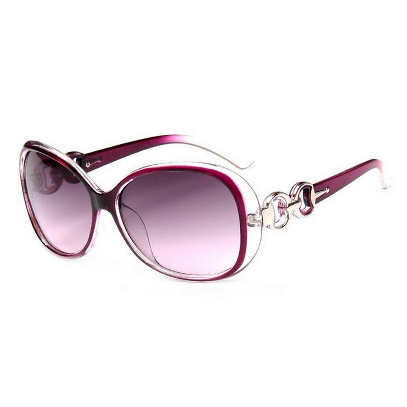 Fashion LADY Hot Sale Gradient Color SUNGLASSES
