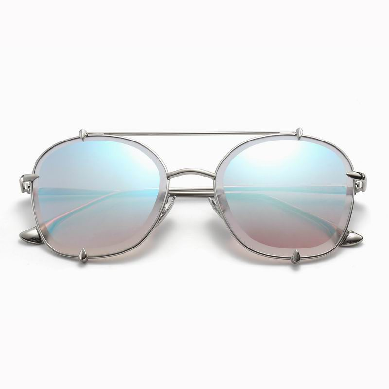 Super Trend Street  With Hollow Frame FASHION SUNGLASSES