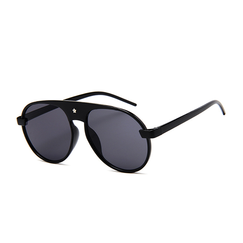 Wholesale Star Pattern Classic PC Frame GOGGLES Sunglasses