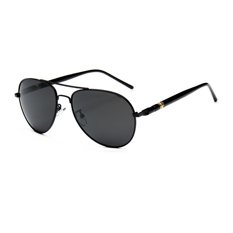 Hot Sales Multicolor Metal Big Frame Cat Eye POLARIZED SUNGLASSES