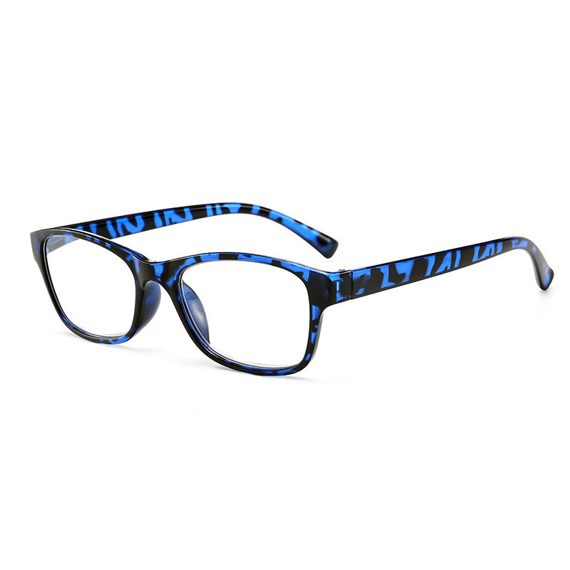 New Arrival Older Person High Quality Resin Spring Frame Comfortable READING GLASSES