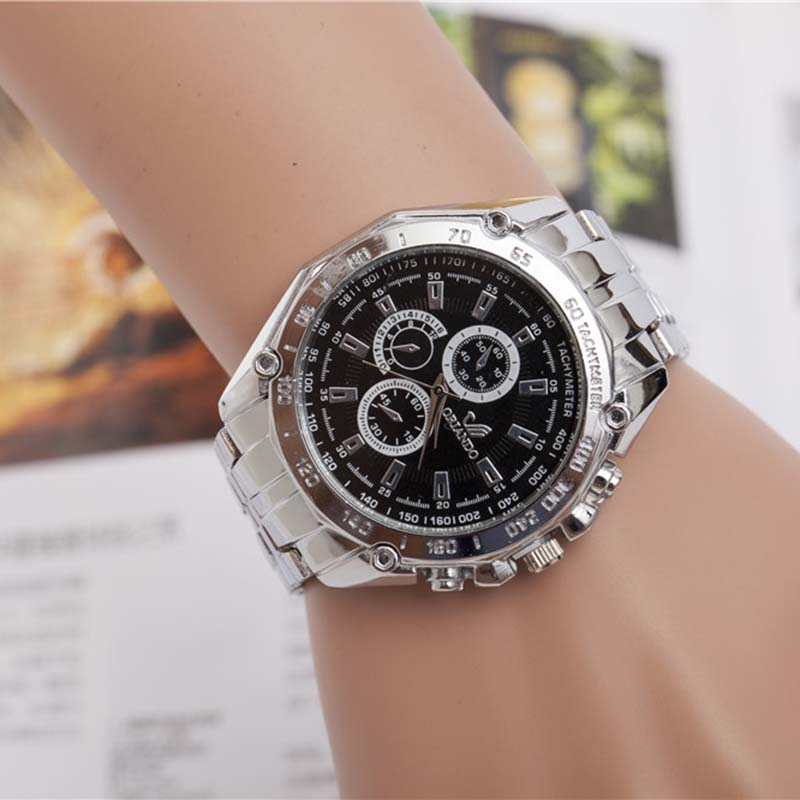 Unisex Powerful Style Trendy Metal Band Classic WATCH