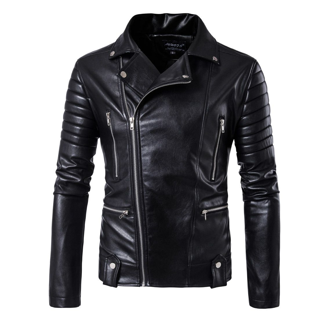 Skin2Fashion Mens Leather Jackets 347