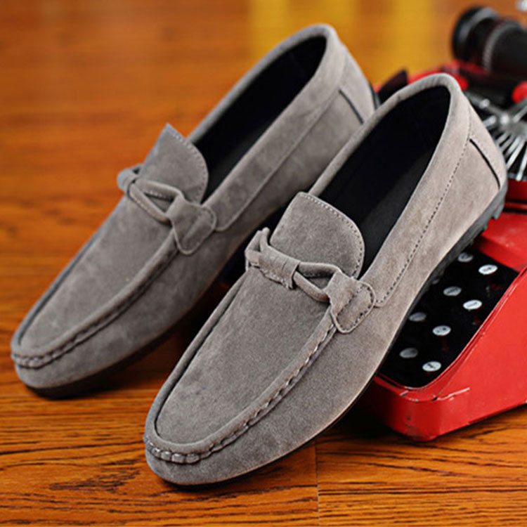 Casual Breathable Men Slip On Loafers SHOES