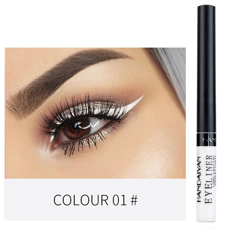 Colorful Waterproof Matte Eye COSMETICS Shadow Eyeliner