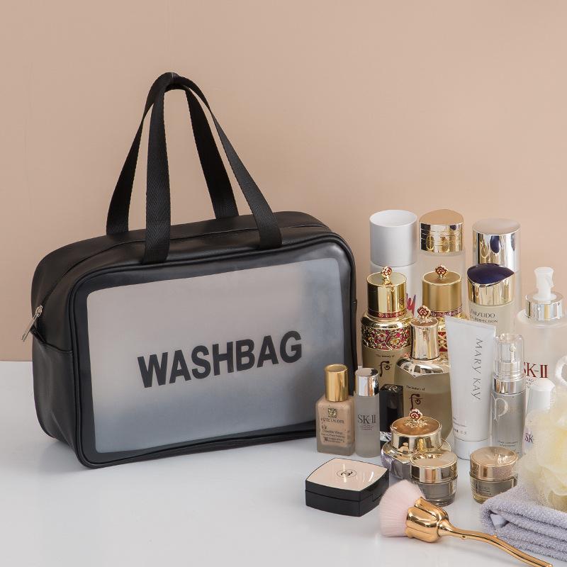 Woman Fashion Large Capacity Waterproof COSMETIC Bag