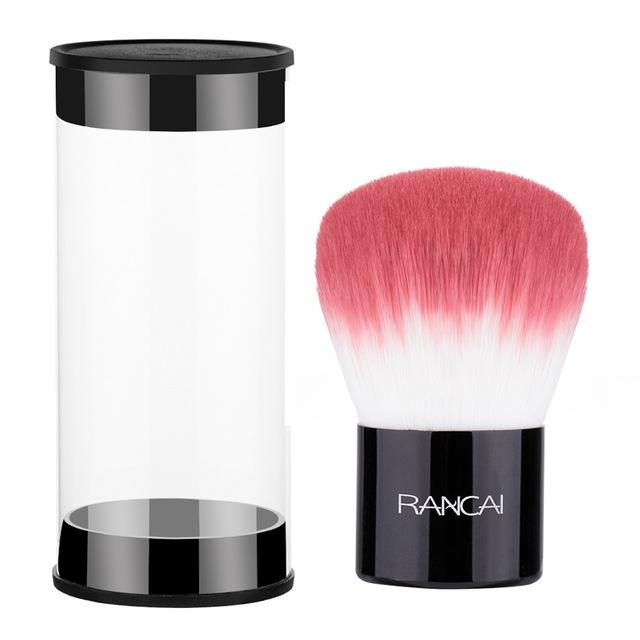 1Pcs Soft Beauty Blusher Foundation Round Make Up Large COSMETICS Tools Soft Face Makeup